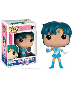 Funko Sailor Moon POP! Animation Vinyl Figure Sailor Mercury 9 cm