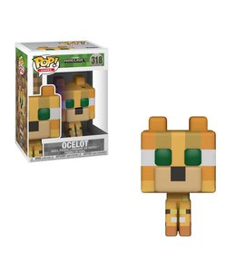 Funko POP Games Minecraft  Ocelot