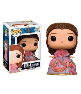Funko Beauty and the Beast POP! Disney Vinyl Figure Belle (Garderobe Outfit) 9 cm