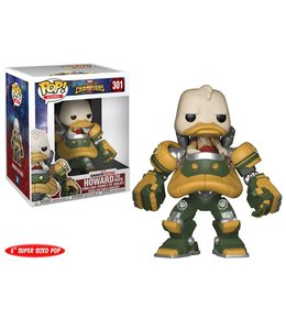 Funko Marvel Contest of Champions Super Sized POP! Games Vinyl Figure Howard the Duck 15 cm
