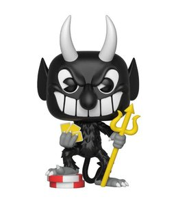 Funko Cuphead POP! Games Vinyl Figure The Devil 9 cm