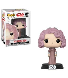 Funko Star Wars Episode VIII POP! Vinyl Bobble-Head Vice Admiral Holdo 9 cm