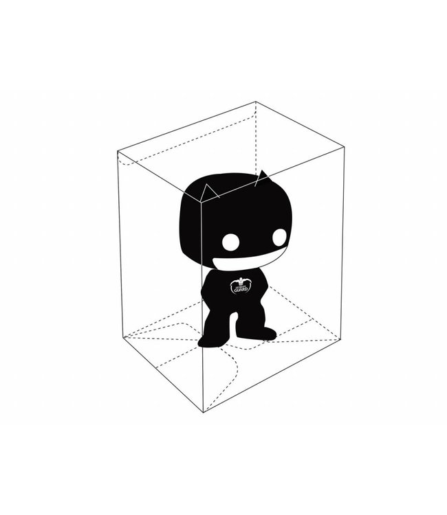 Funko Ultimate Guard Protective Case for Funko POP Figures in Counter-Top
