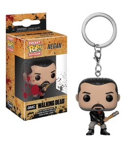 Funko The Walking Dead POP! Vinyl Keychain Negan 4 cm