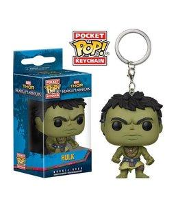 Funko Thor Ragnarok Pocket POP! Vinyl Keychain Casual Hulk 4 cm