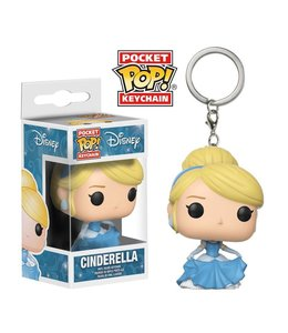 Funko Disney Princess Pocket POP! Vinyl Keychain Cinderella 4 cm