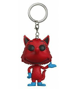 Funko Dr. Seuss Pocket POP! Vinyl Keychain Fox in Socks 4 cm