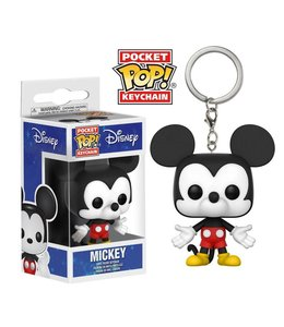Funko Disney Pocket POP! Vinyl Keychain Mickey Mouse 4 cm