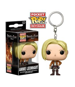 Funko Attack on Titan Pocket POP! Vinyl Keychain Annie Leonhart 4 cm