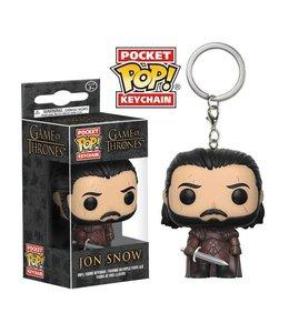 Funko Game of Thrones POP! Vinyl Keychain Jon Snow 4 cm