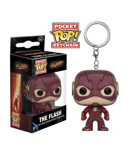 Funko DC Comics Pocket POP! Vinyl Keychain The Flash 4 cm