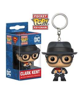 Funko DC Comics Pocket POP! Vinyl Keychain Clark Kent 4 cm