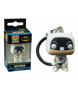 Funko DC Comics Pocket POP! Vinyl Keychain Batman Bullseye 4 cm