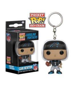 Funko NFL Pocket POP! Vinyl Keychain Cam Newton (Carolina Panthers) 4 cm