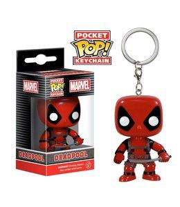 Funko Marvel Comics Pocket POP! Vinyl Keychain Deadpool 4 cm