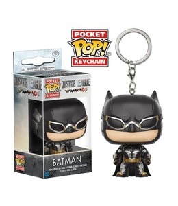 Funko Justice League Movie Pocket POP! Vinyl Keychain Batman 4 cm