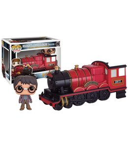 Funko Harry Potter POP! Rides Vinyl Vehicle with Figure Hogwarts Express Engine & Harry Potter 12 cm
