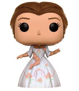 Funko Beauty and the Beast POP! Disney Vinyl Figure Celebration Belle 9 cm