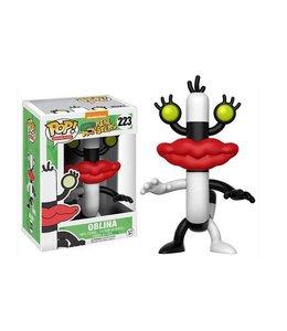 Funko Aaahh!!! Real Monsters POP! Animation Vinyl Figure Oblina 9 cm