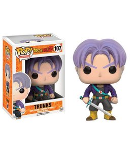 Funko Dragonball Z POP! Animation Vinyl Figure Trunks 9 cm