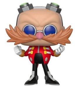 Funko Sonic The Hedgehog POP! Games Vinyl Figure Dr. Eggman 9 cm