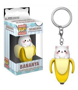 Funko Bananya Pocket POP! Vinyl Keychain Bananya 4 cm