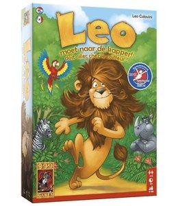 999 Games Leo moet naar de kapper