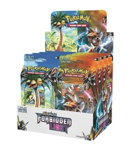 Pokemon Sun & Moon Forbidden Light  Theme Deck