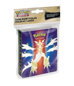 Pokemon Sun & Moon Forbidden Light  Mini Collectors Album