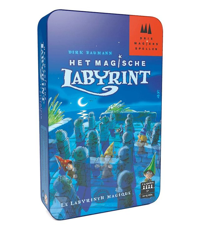999 Games Het Magische Labyrint Tin