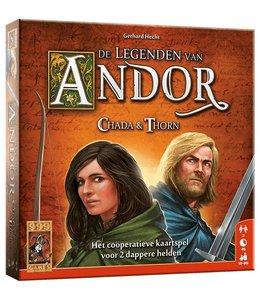999 Games De Legenden van Andor Chada en Thorn