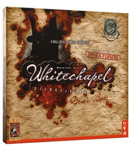 999 Games Brieven uit Whitechapel Dear Boss