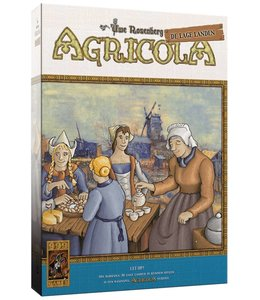 999 Games Agricola De Lage Landen