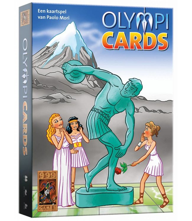 999 Games Olympicards