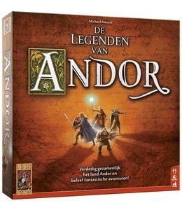 999 Games De Legenden van Andor