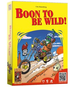 999 Games Boonanza Boon to be Wild
