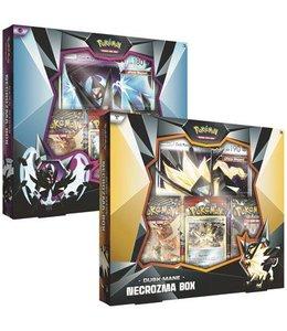 Enigma Dawn Wings / Dusk Mane Necrozma Box