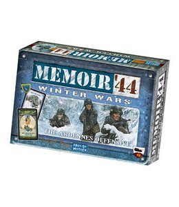 Days of Wonder Memoir44 - Winter Wars