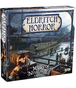 Fantasy Flight Games Eldritch Horror Masks of Nyarlathotep