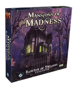 Fantasy Flight Games Mansions of Madness 2nd Sanctum of Twilight