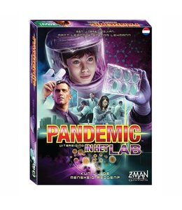 Z-Man Games Pandemic In Het Lab NL