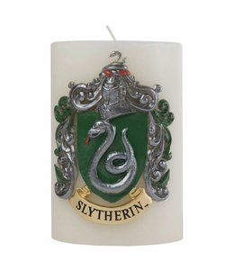 HEO Harry Potter XL Candle Slytherin 15 x 10 cm