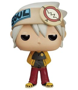 Funko Soul Eater POP! Animation Vinyl Figure Soul 9 cm