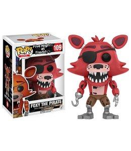 Funko Five Nights at Freddys POP! Games Vinyl Figure Foxy The Pirate 9 cm