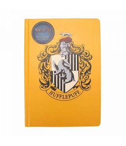 Half Moon Bay Harry Potter A5 Notebook Hufflepuff