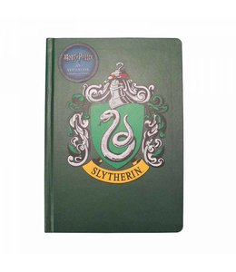 Half Moon Bay Harry Potter A5 Notebook Slytherin