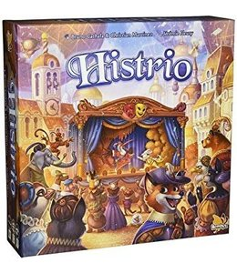 HEO Histrio Board Game