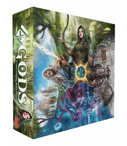 HEO 4 Gods Board Game