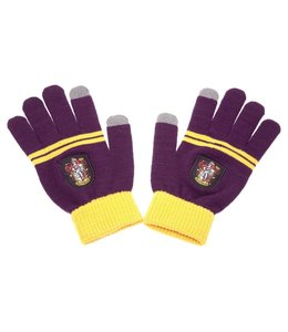 HEO Harry Potter E-Touch Gloves Gryffindor Purple