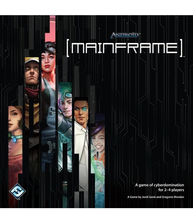 HEO Android: Mainframe Board Game